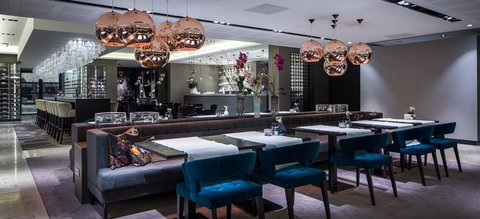 Van der Valk Hotel Zwolle - Van der valk Zwolle - Restaurant