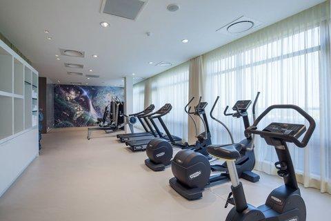 Van der Valk Hotel Zwolle - Van der valk Zwolle - Fitness