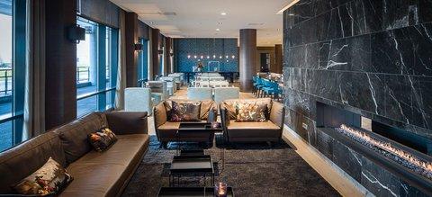 Van der Valk Hotel Zwolle - Van der valk Zwolle - Lounge