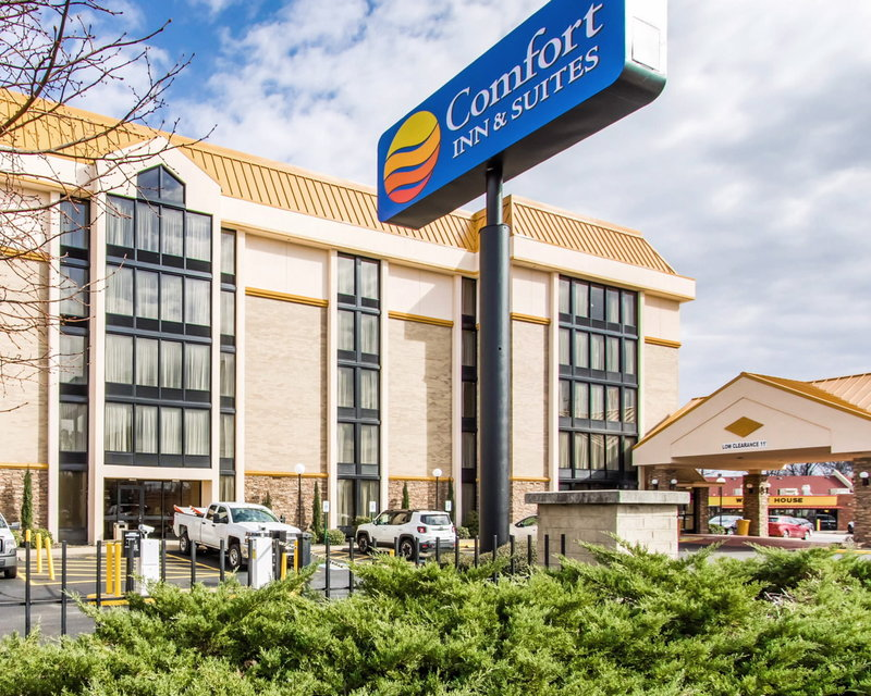 COMFORT INN AND SUITES MEMPHIS
