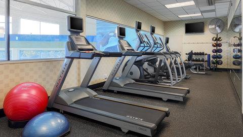 Holiday Inn FLINT - GRAND BLANC AREA - Fitness Center