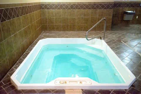 Holiday Inn Express DEVILS LAKE - Hot Tub Spa