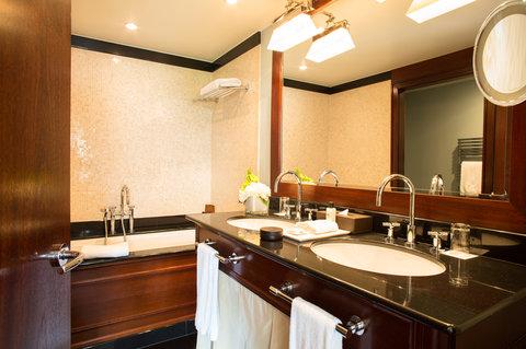 日内瓦香格里拉酒店及温泉 - Bathroom