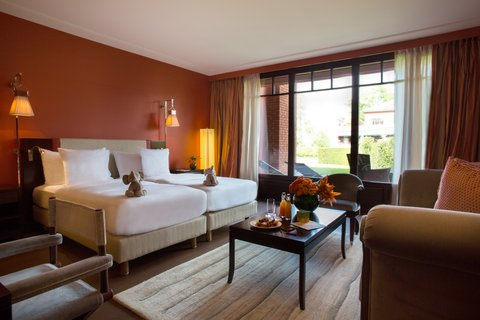 日内瓦香格里拉酒店及温泉 - Junior Suite Terrace