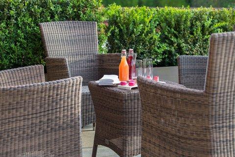 日内瓦香格里拉酒店及温泉 - Junior Suite - Terrace