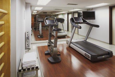 Holiday Inn ANDORRA - Fitness Center