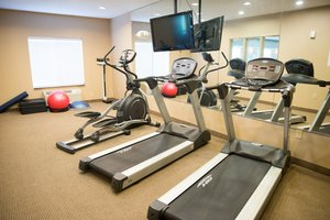 Fitness/ Exercise Room - Holiday Inn Express Hotel & Suites Northwood