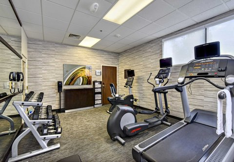 Courtyard Boise Downtown - Fitness Center