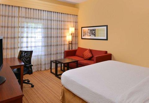 Courtyard Columbia Northeast/I-77 - King Guest Room