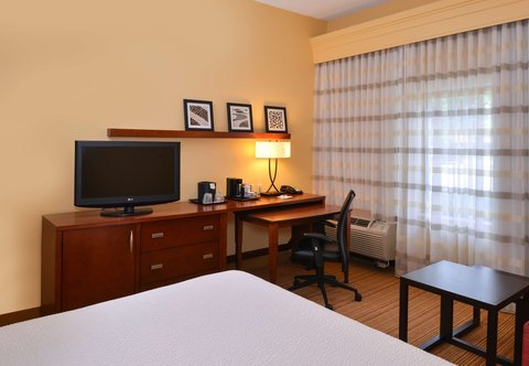 Courtyard Columbia Northeast/I-77 - King Guest Room Work Space