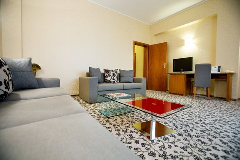 Crystal Palace Hotel - Executive Suite