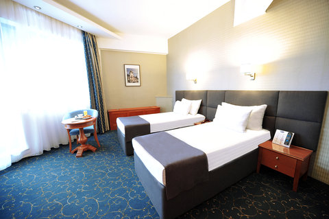 Crystal Palace Hotel - Executive twin room