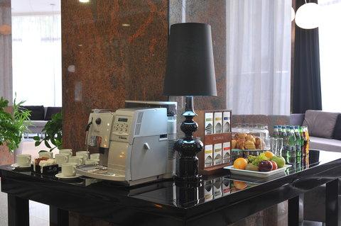 Crystal Palace Hotel - Coffee break