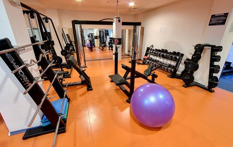 Crystal Palace Hotel - Fitness Center