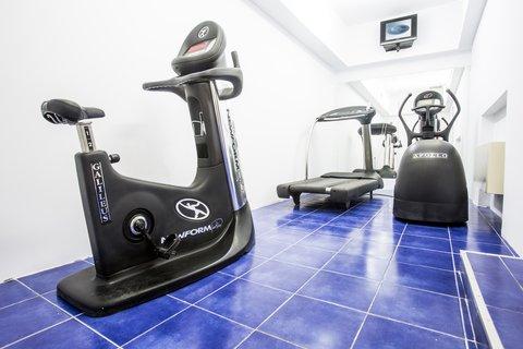 Crystal Palace Hotel - Cardio room