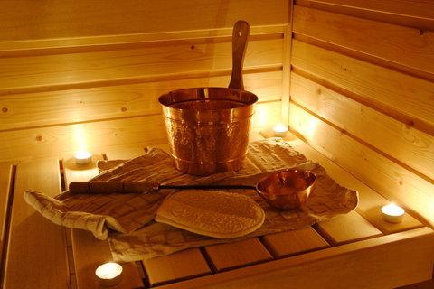 Crystal Palace Hotel - Sauna