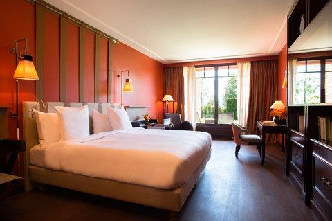 日内瓦香格里拉酒店及温泉 - La Reserve Geneve King Deluxe