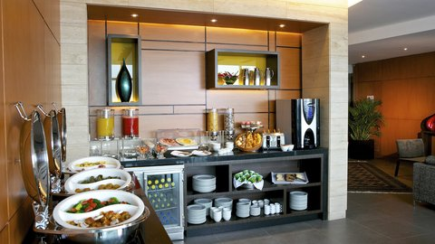Holiday Inn GUAYAQUIL AIRPORT - Breakfast Area