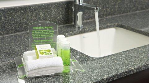 Holiday Inn GUAYAQUIL AIRPORT - Bathroom Amenities