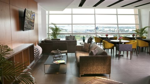Holiday Inn GUAYAQUIL AIRPORT - Guest Lounge