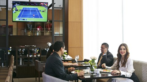 Holiday Inn GUAYAQUIL AIRPORT - Restaurant