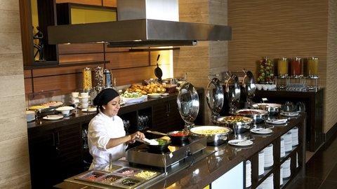 Holiday Inn GUAYAQUIL AIRPORT - Buffet