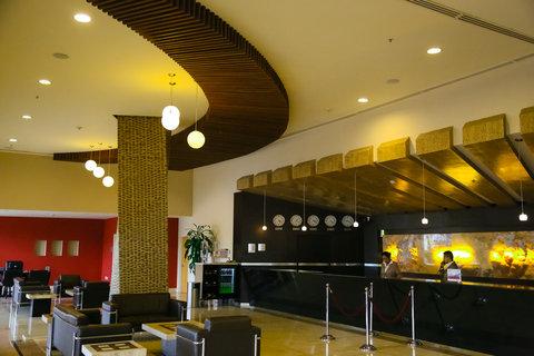 Crowne Plaza Tuxpan Hotel - Lobby