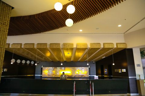 Crowne Plaza Tuxpan Hotel - Frontdesk