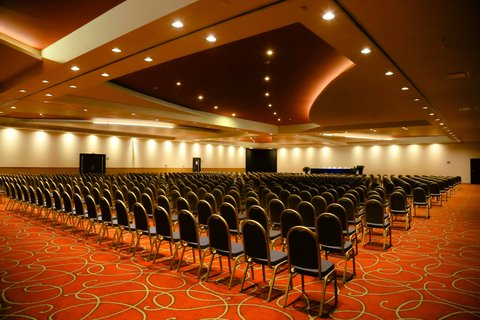 Crowne Plaza TUXPAN - Auditorium for 1400 people