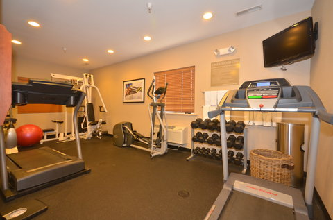 Candlewood Suites CLARKSVILLE - Fitness Center
