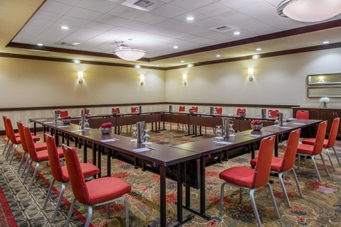 Crowne Plaza ANCHORAGE-MIDTOWN - Meeting Room