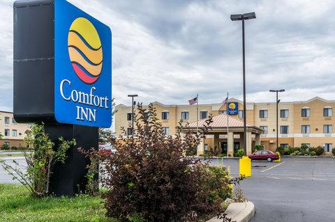 Comfort Inn Evansville - Exterior