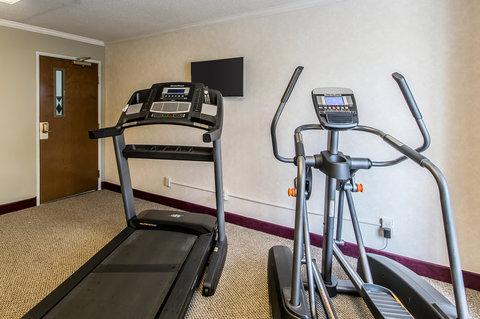 Comfort Inn Evansville - Fitness Center