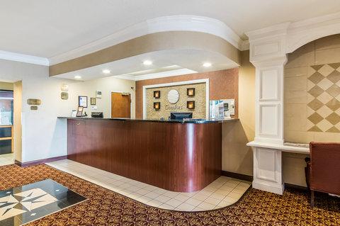 Comfort Inn Evansville - Lobby