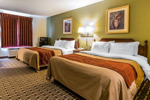 Comfort Inn Evansville - Queen Suite