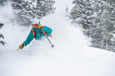 The Little Nell - Powder Skiing