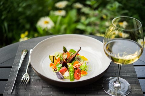 The Little Nell - Element 47 Salad