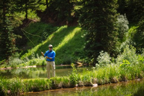 The Little Nell - Fly Fishing