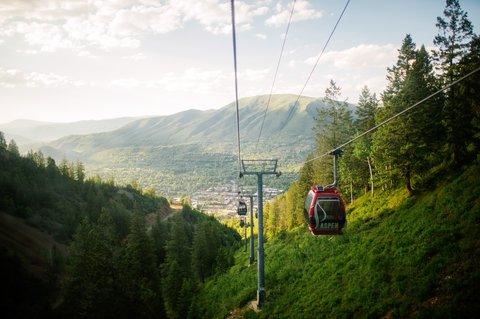 The Little Nell - Aspen Mountain Gondola