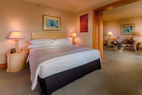 Hilton Colombo - King Bedroom with Seating Area