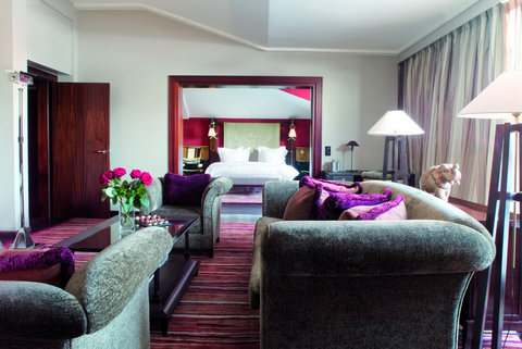 日内瓦香格里拉酒店及温泉 - Suite Papyrus
