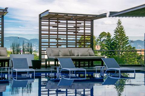 Holiday Inn GUATEMALA - Swimming Pool
