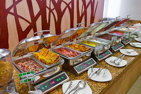 Holiday Inn GUATEMALA - Buffet Breakfast