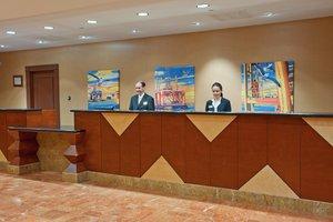 Lobby - Crowne Plaza Hotel River Oaks Houston