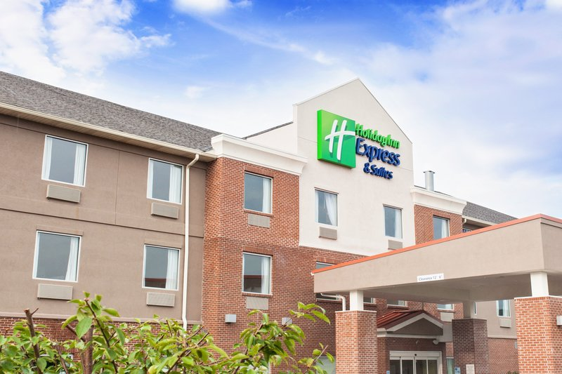 HOLIDAY INN EXP STES SWEETWATER