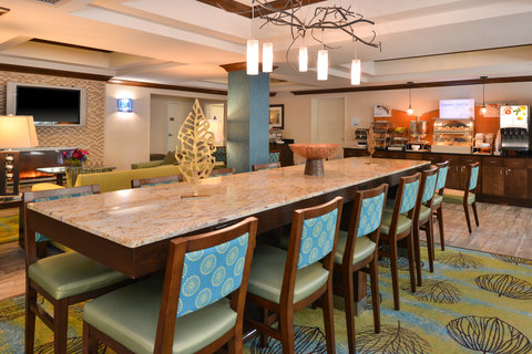 Holiday Inn Express & Suites FRESNO (RIVER PARK) HWY 41 - Breakfast Area