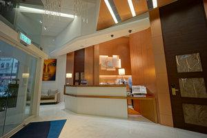 Holiday Inn Express Hong Kong Soho – Reception