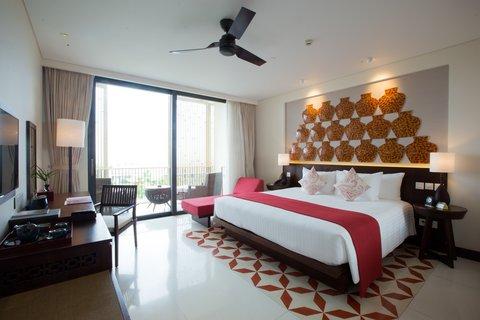 Salinda Premium Resort and Spa - Deluxe Garden View Bedroom at Salinda Resort Phu Quoc