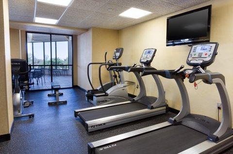 Drury Inn and Suites Albuquerque - 24 Hour Fitness Center