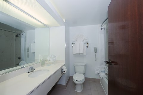 Holiday Inn Express & Suites ATLANTA N-PERIMETER MALL AREA - Guest Bathroom